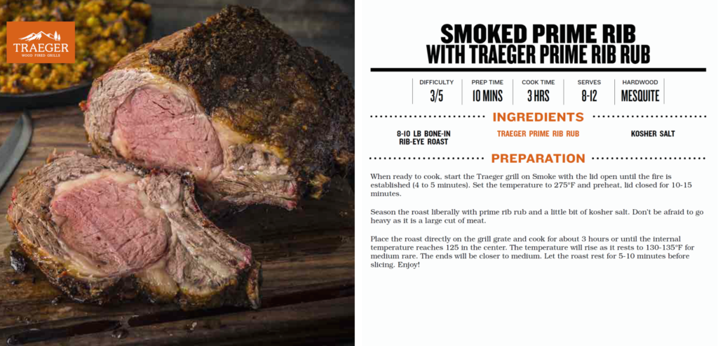 Best Prime Rib Recipes on Traeger Grill